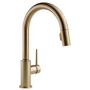 Delta Faucet 9159-CZ-DST Trinsic review